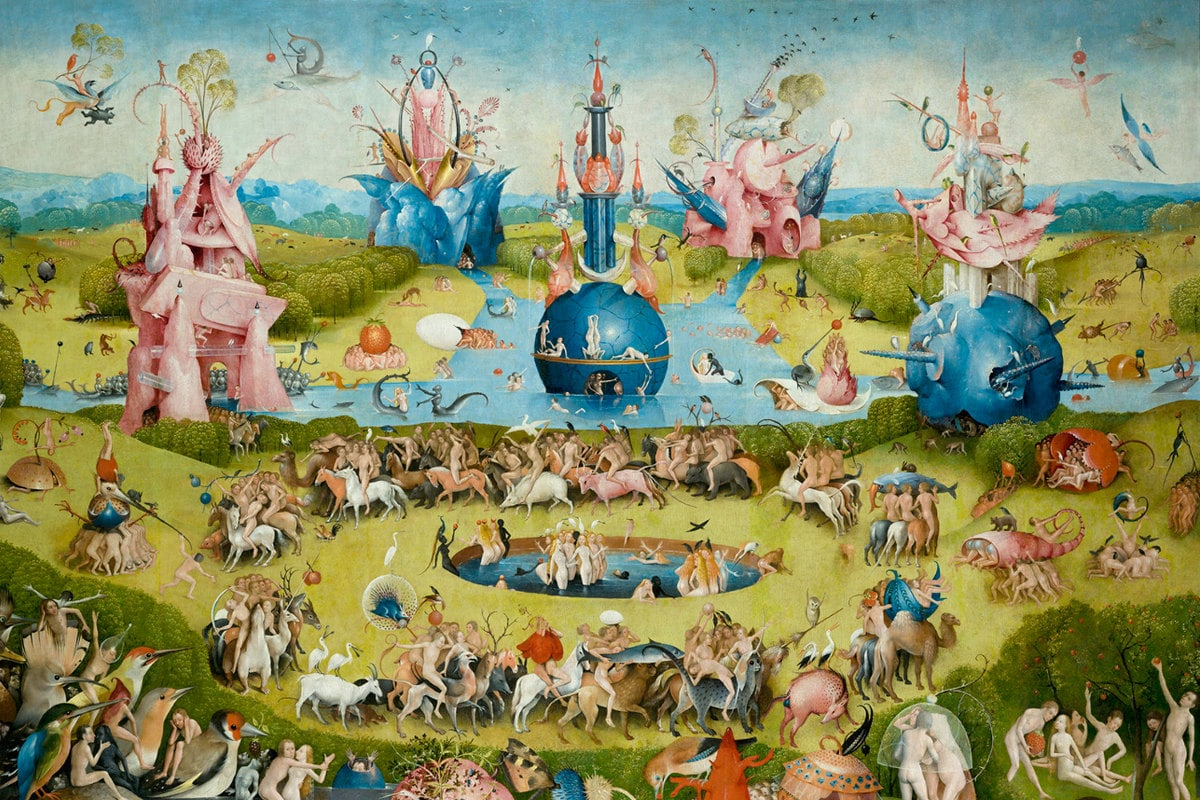 Bosh, The Garden of Earthly Delights