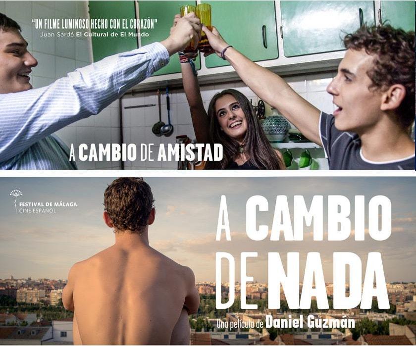 cinema: A Cambio de Nada