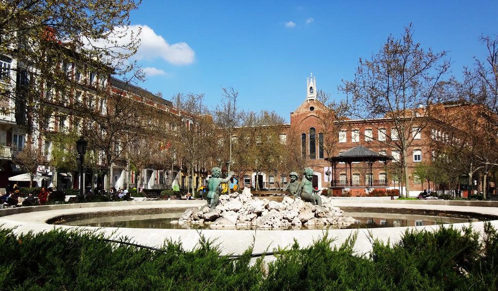 Chamberi District, Madrid