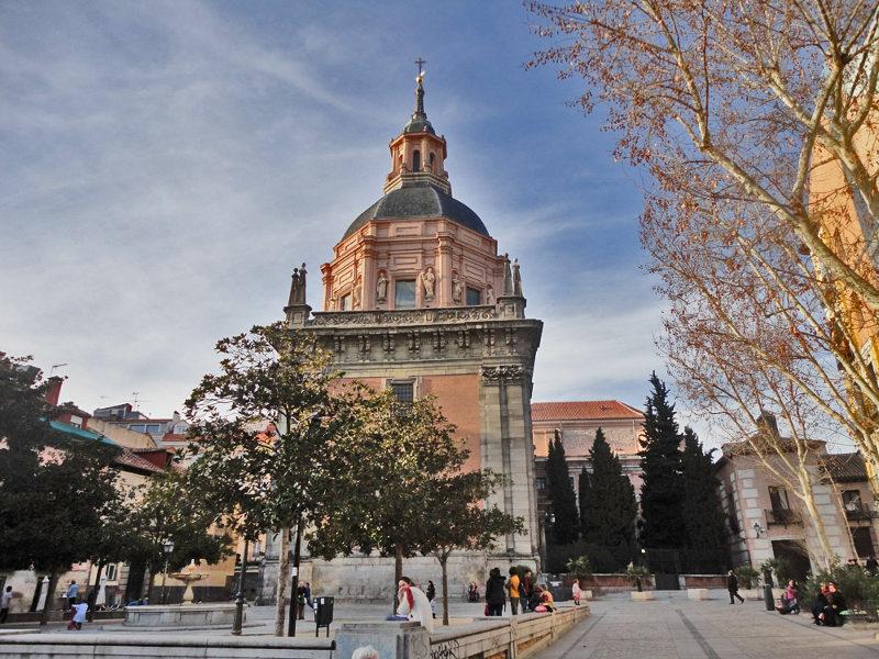 Plaza de los Moros, Madrid