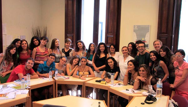 Tailor-Made Group Course