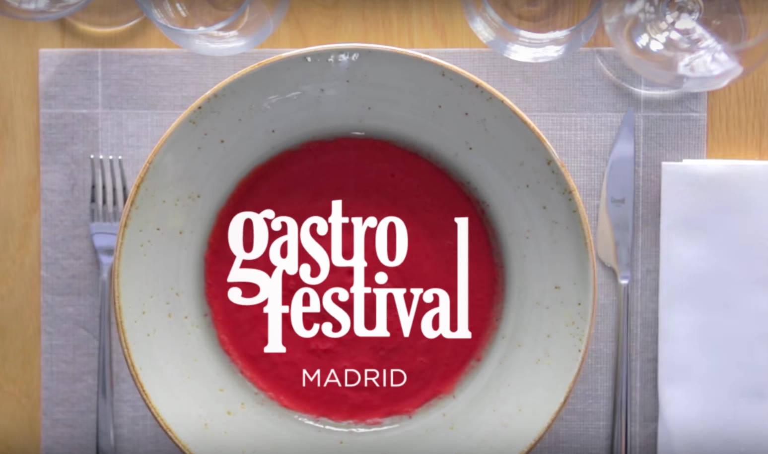 Gastrofestival Madrid 2016