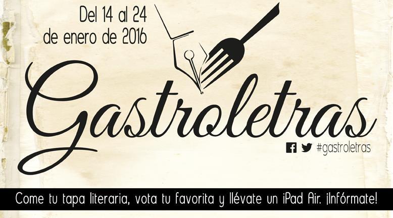 Gastroletras 2016