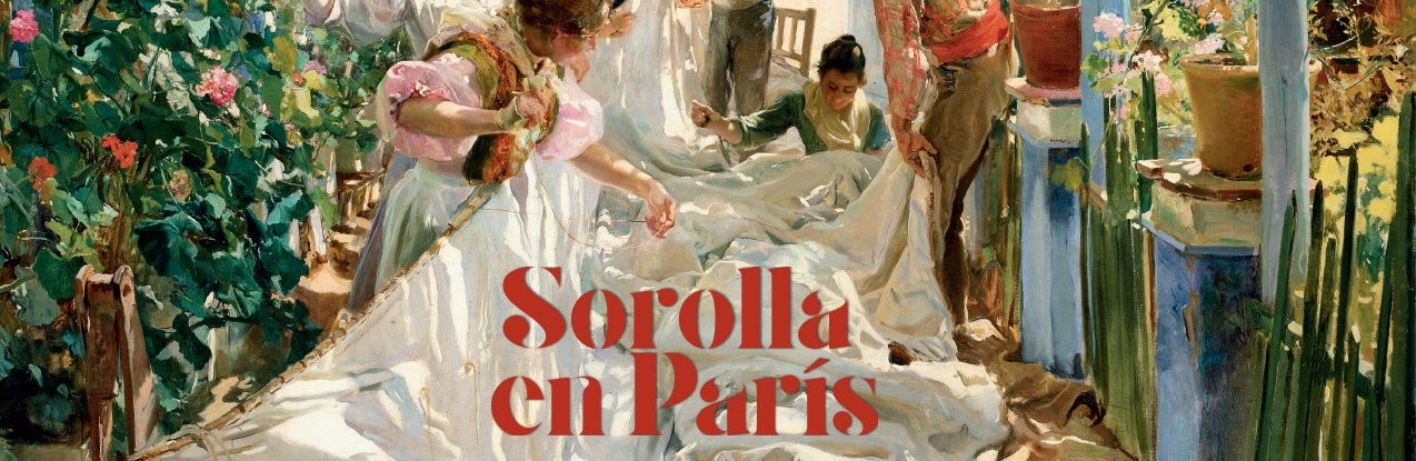 Sorolla in Paris