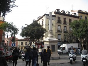 Plaza del Humilladero, Madrid
