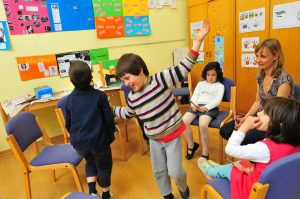 Junior programs: learning and fun