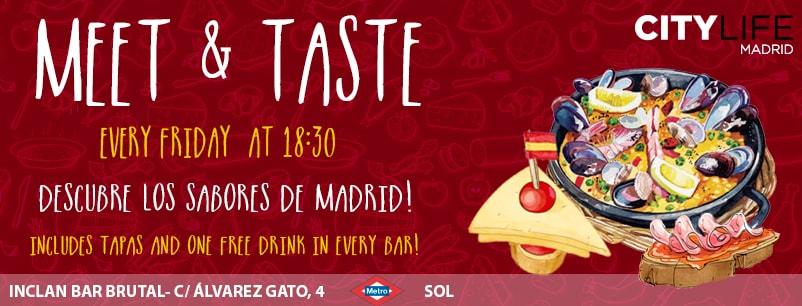 Meet & Taste - Tapas Tours