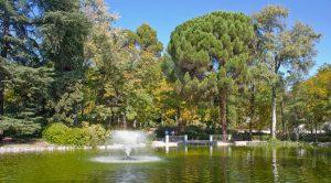 Quinta de los Molinos Park