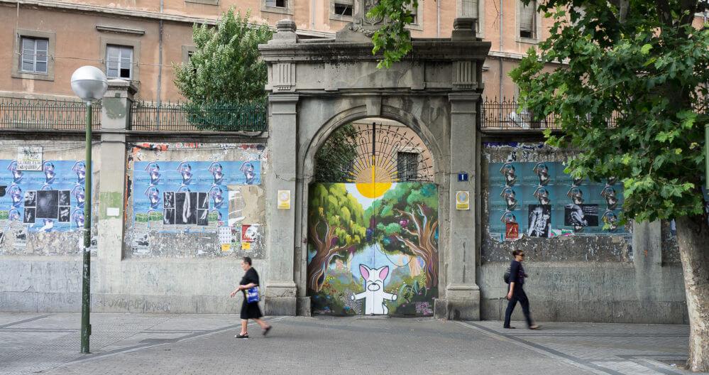 La Tabacalera in Madrid
