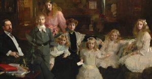 """The Masaveu Collection. """"From Goya to modernism"""" exhibition at Fundación María Cristina Masaveu Peterson."""