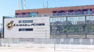 Ciudad del futbol - Las Rozas