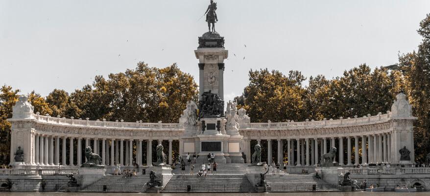 El Retiro - Madrid