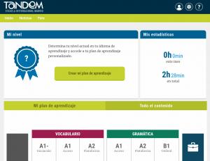 TANDEm virtual interactive course