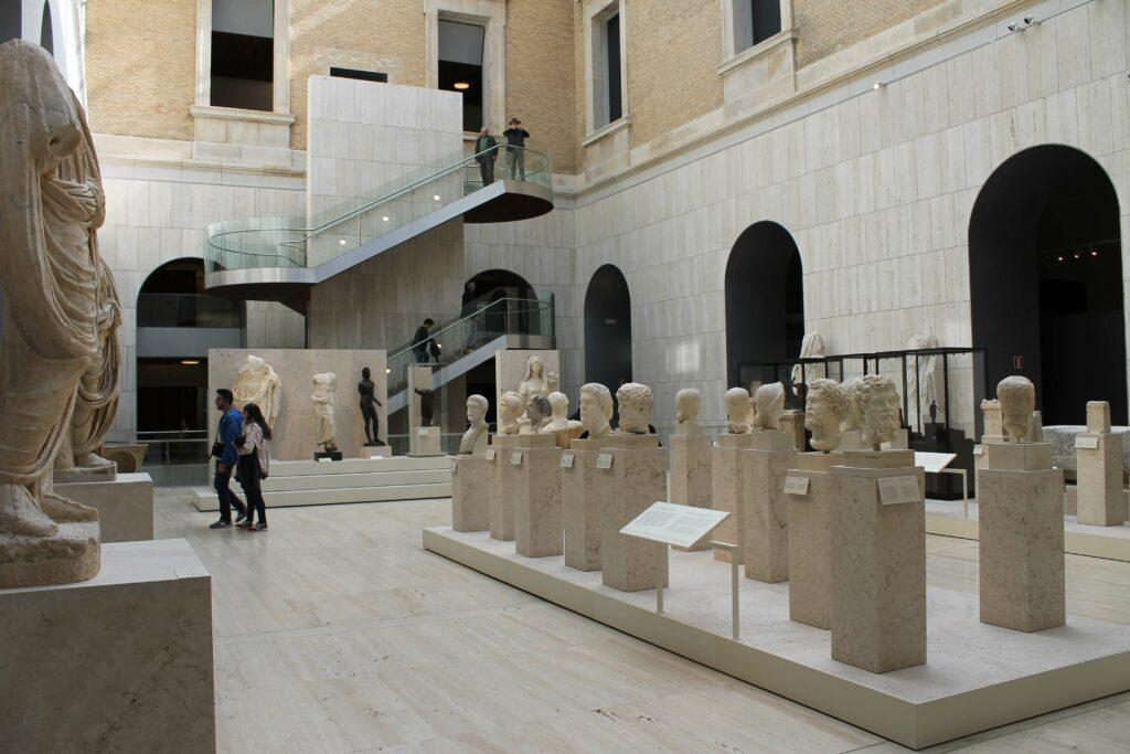 Gymkhana Archaeological museum