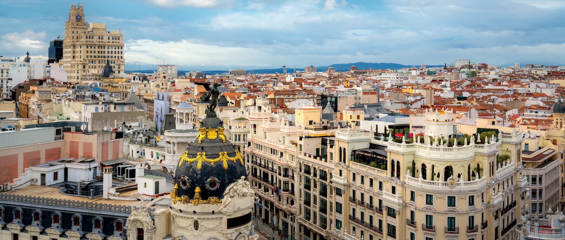 Spanischkurse in TANDEM Madrid, Startseite