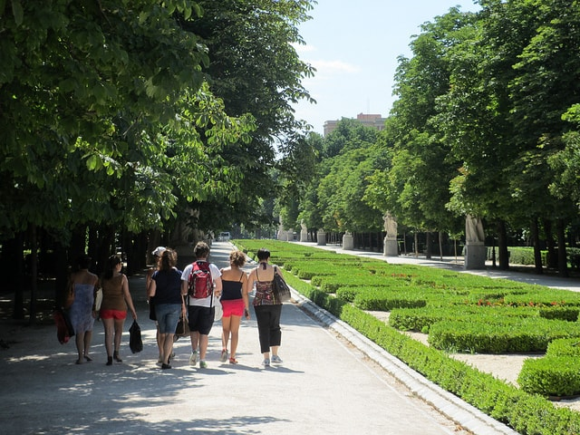 Programma città spagnole