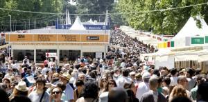 Visita Guiada Feria del Libro de Madrid 2016, El Retiro