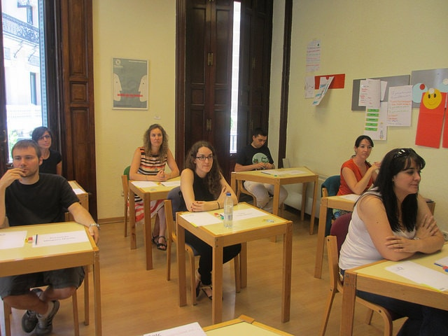 Curso de preparación para la prueba CCSE