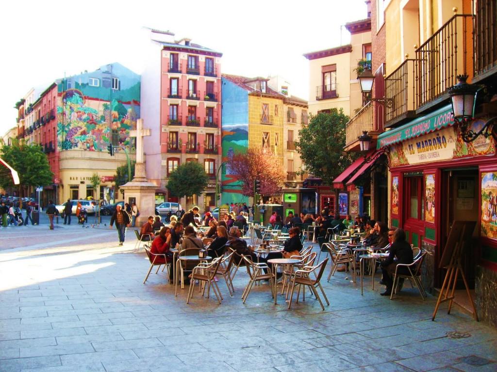 Barrio de La Latina, Madrid