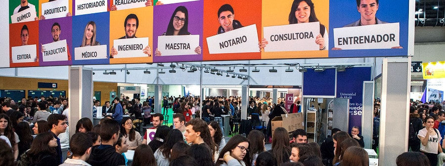 AULA: Salón Internacional del Estudiante