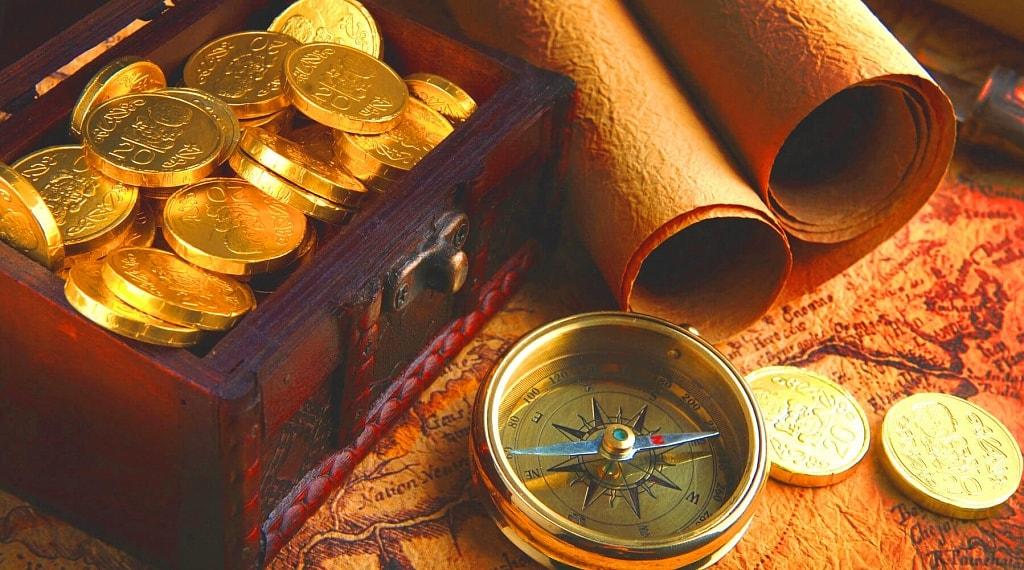 Búsqueda del tesoro