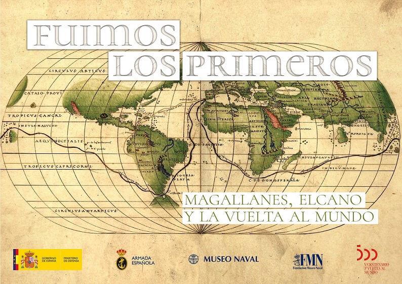 Exposición sobre el V centenario de la primera vuelta al mundo