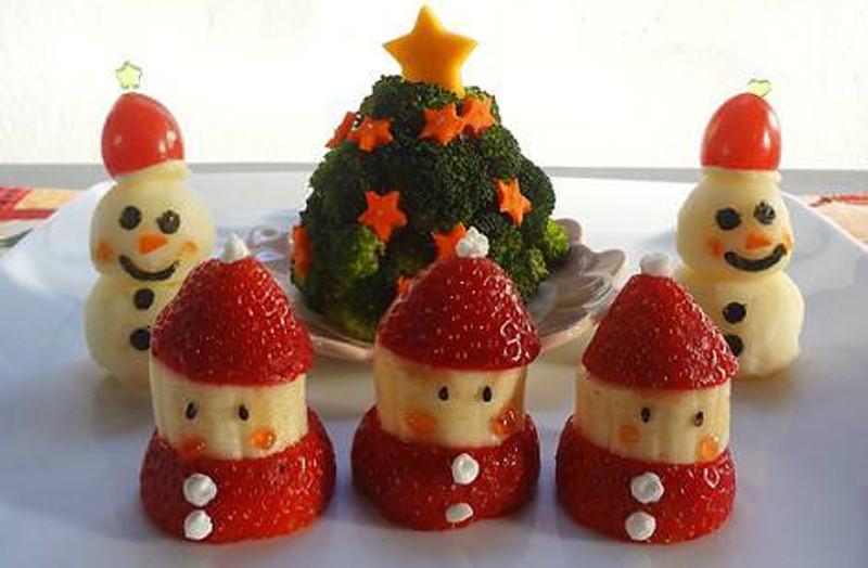 comidas del mundo navideñas