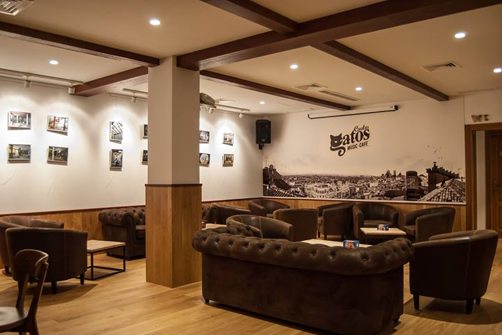 Cuatro Gatos Music Cafe Madrid