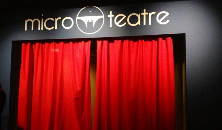 micro teatro