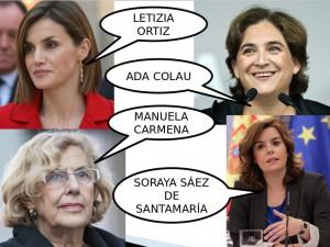 mujeres politica