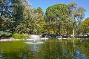 Parque Quinta de los Molinos