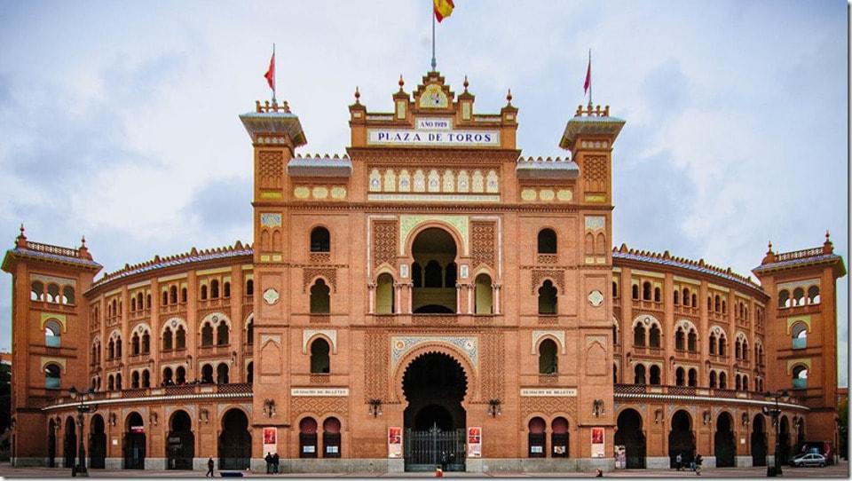 Plaza de toros de Las Ventas - Madrid