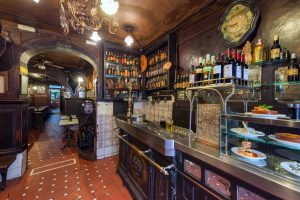 tabernas antiguas de Madrid