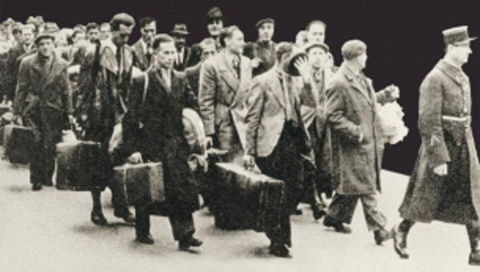 Moriz Scheyer, Un superviviente