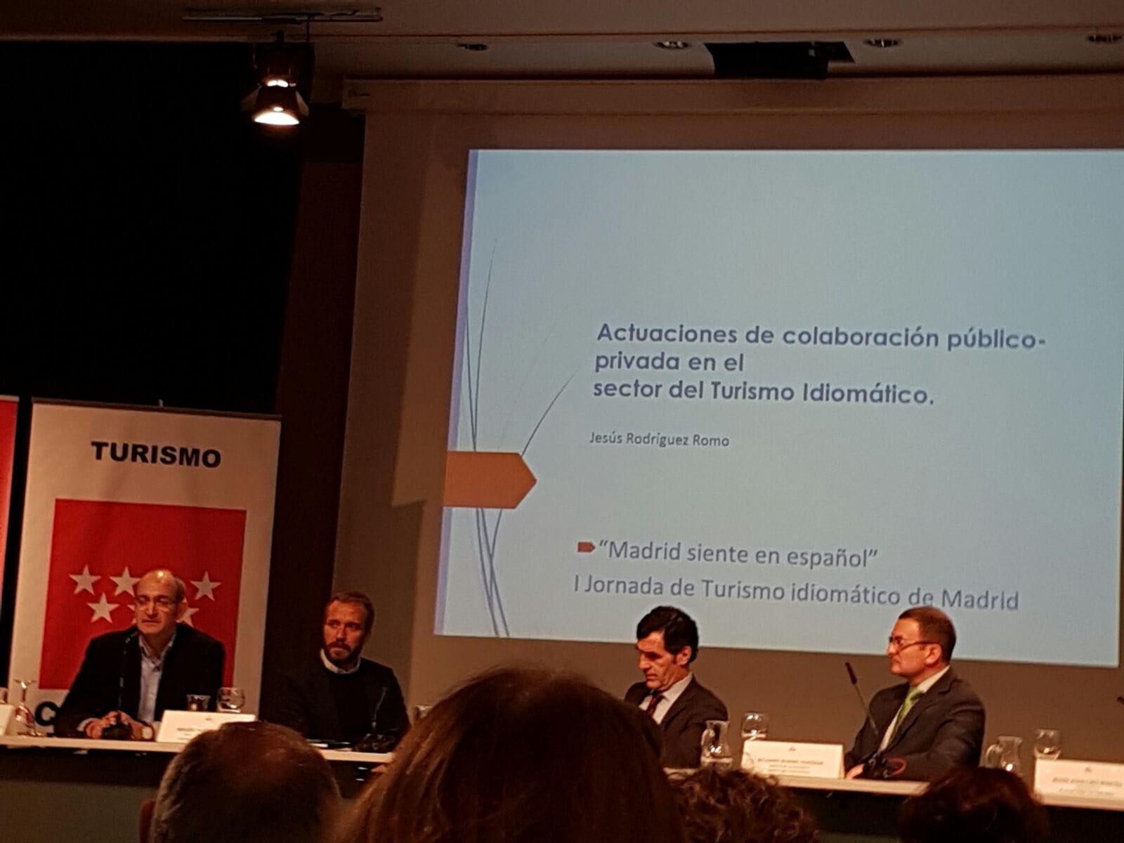 encuentro Instituto Cervantes enero 2017
