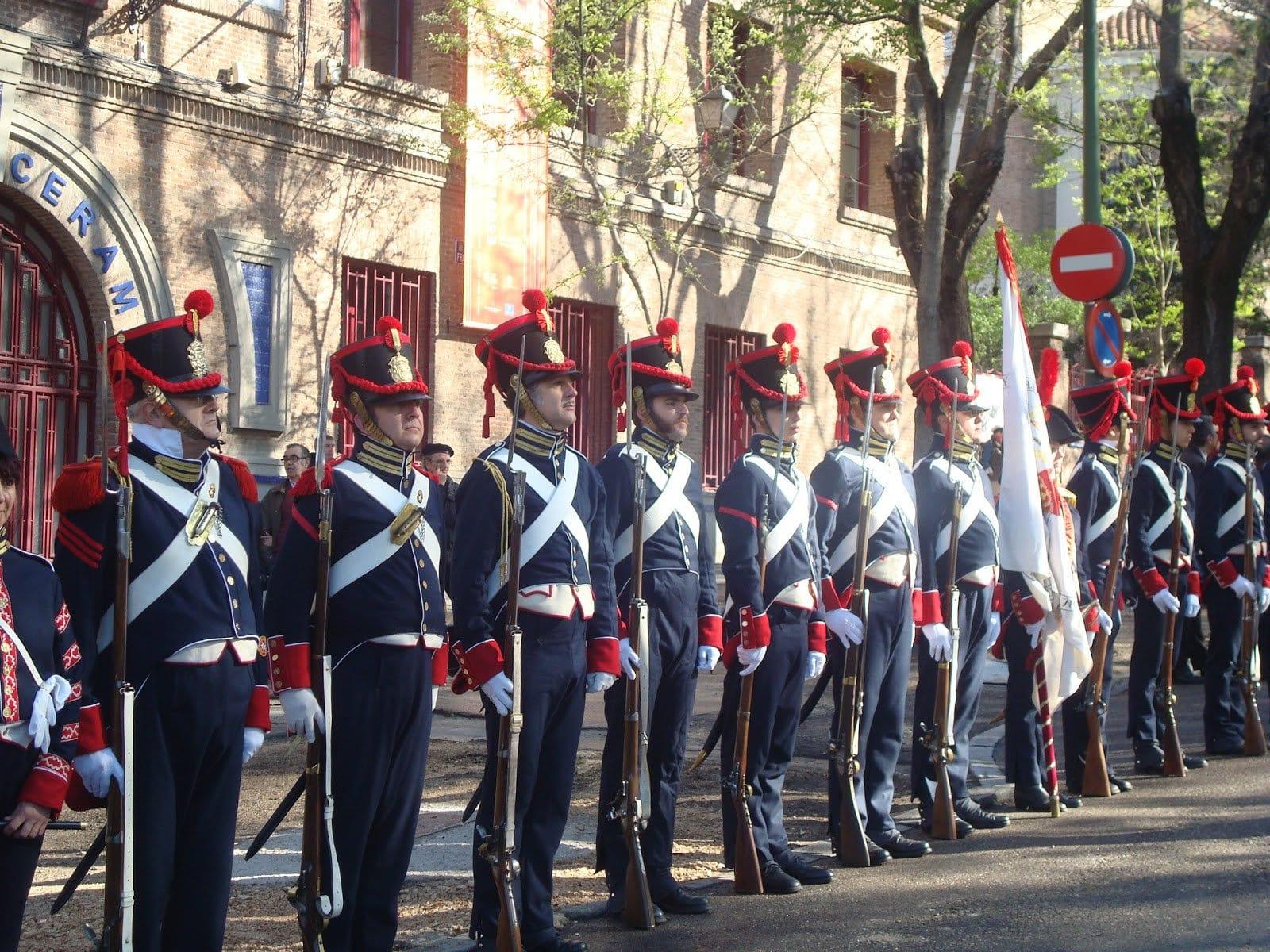 Day of Madrid Celebration
