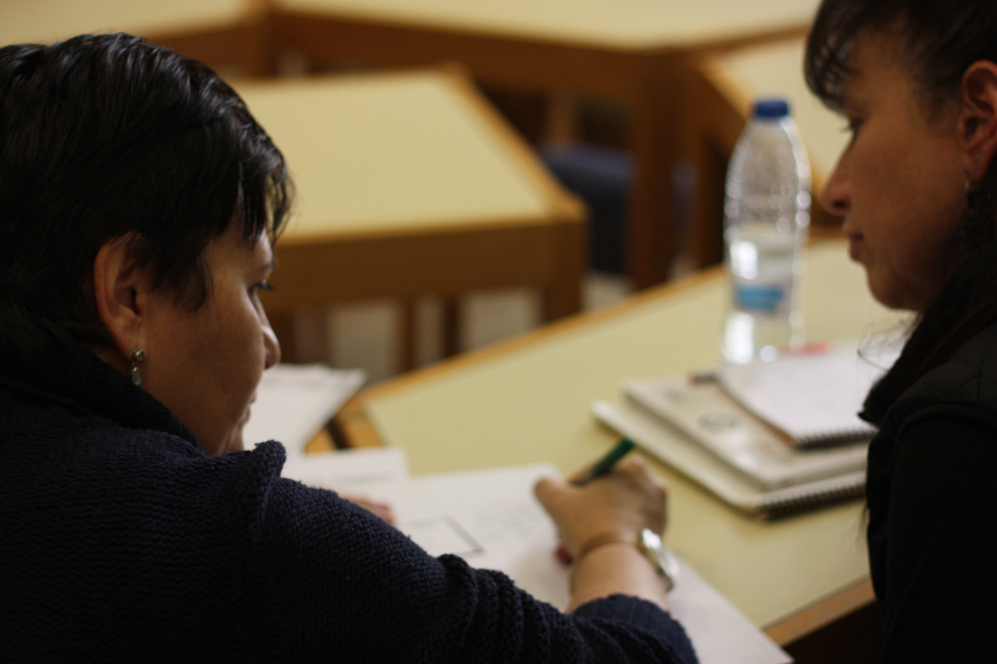 Private Spanish lessons blog