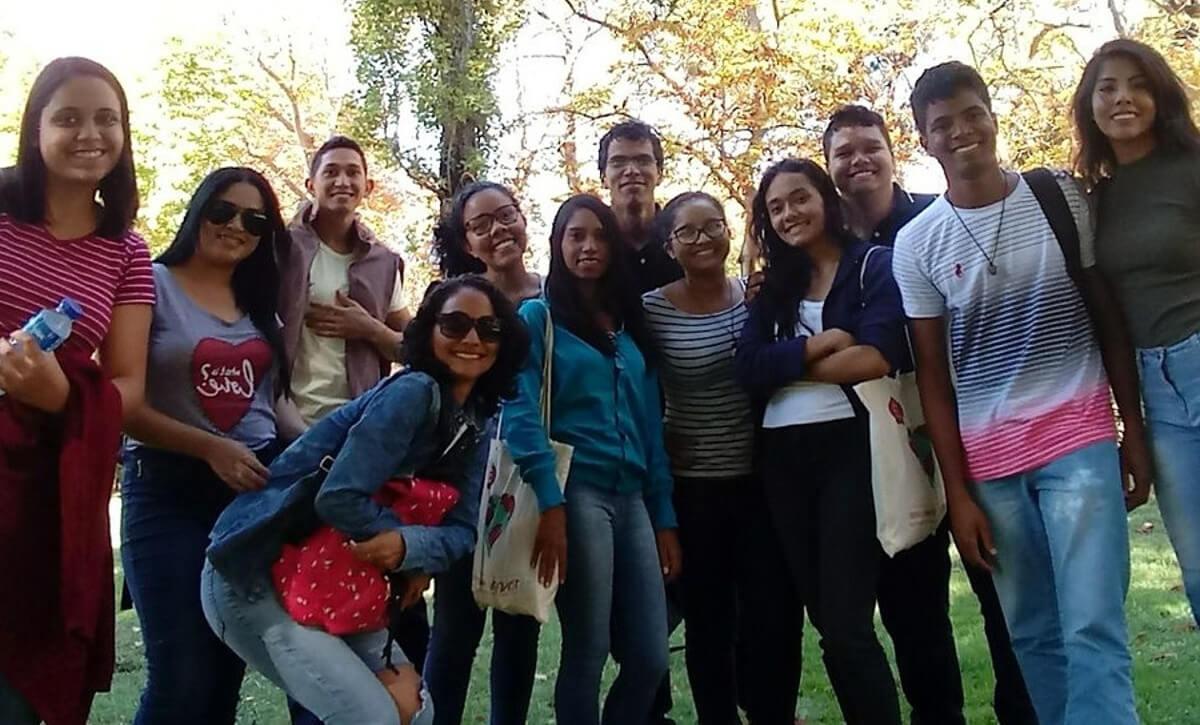 Grupo de Viamundo, 2017, semana 3