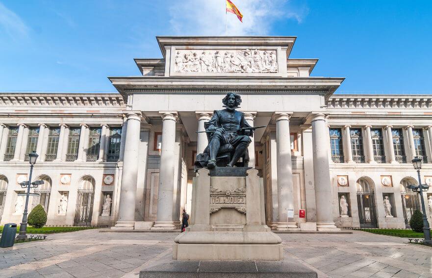 Curso de español y pasión por el arte en Madrid