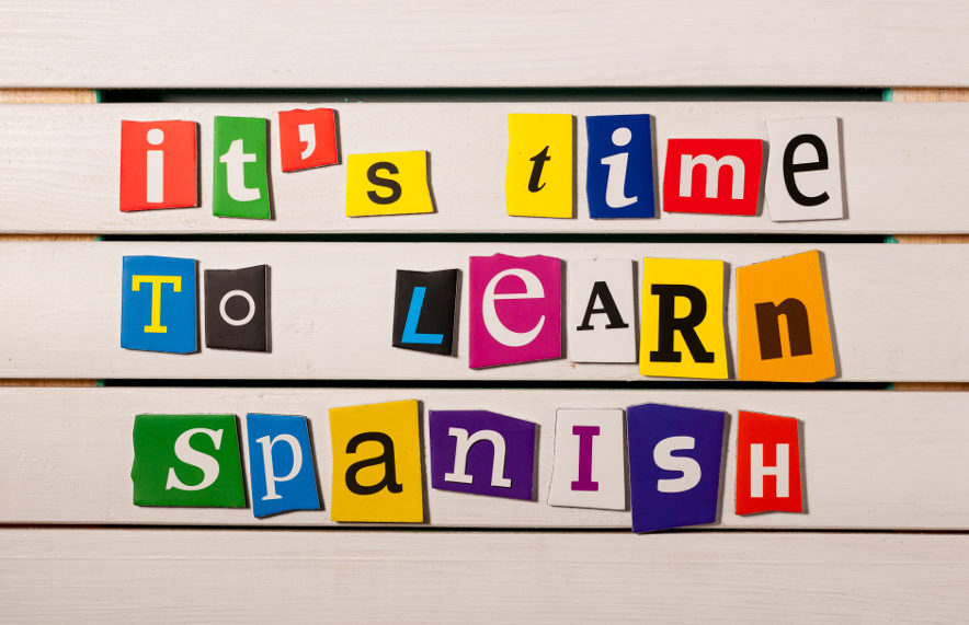 The Spanish language is on the rise globally