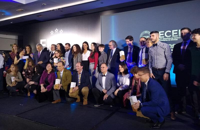 FECEI Awards 2019/2020 - group