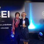 FECEI Awards 2019/2020 - Begoña Llovet y Matilde Cerrolaza