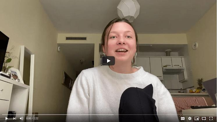 Testimonial of Eliza Saftyuk