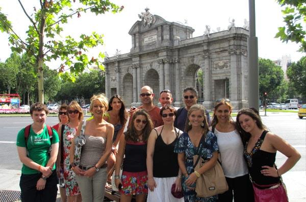 Curso de Espanhol em Grupo Padrão
