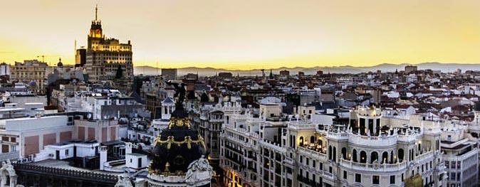 Espanhol com Paixão pelos Bairros mais Legais de Madri