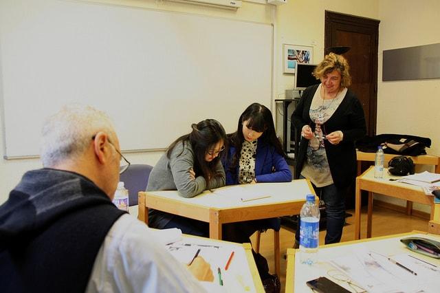 Cours préparatoires pour l'examen du DELE A2